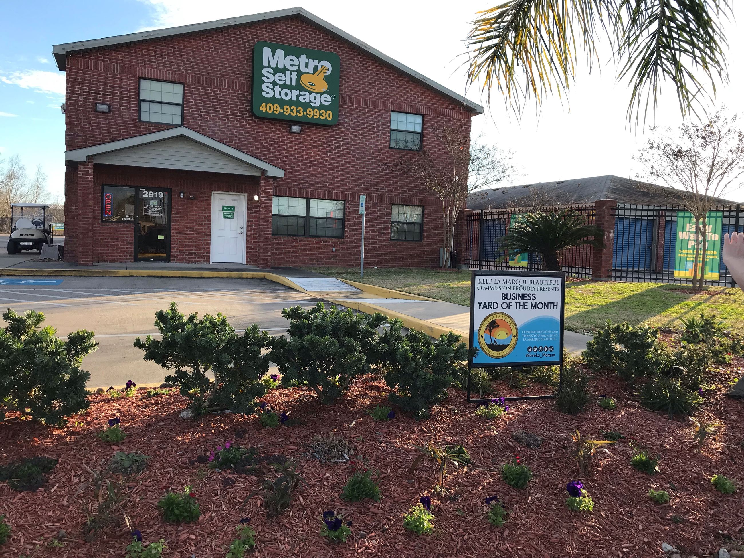 January is Metro Self Storage