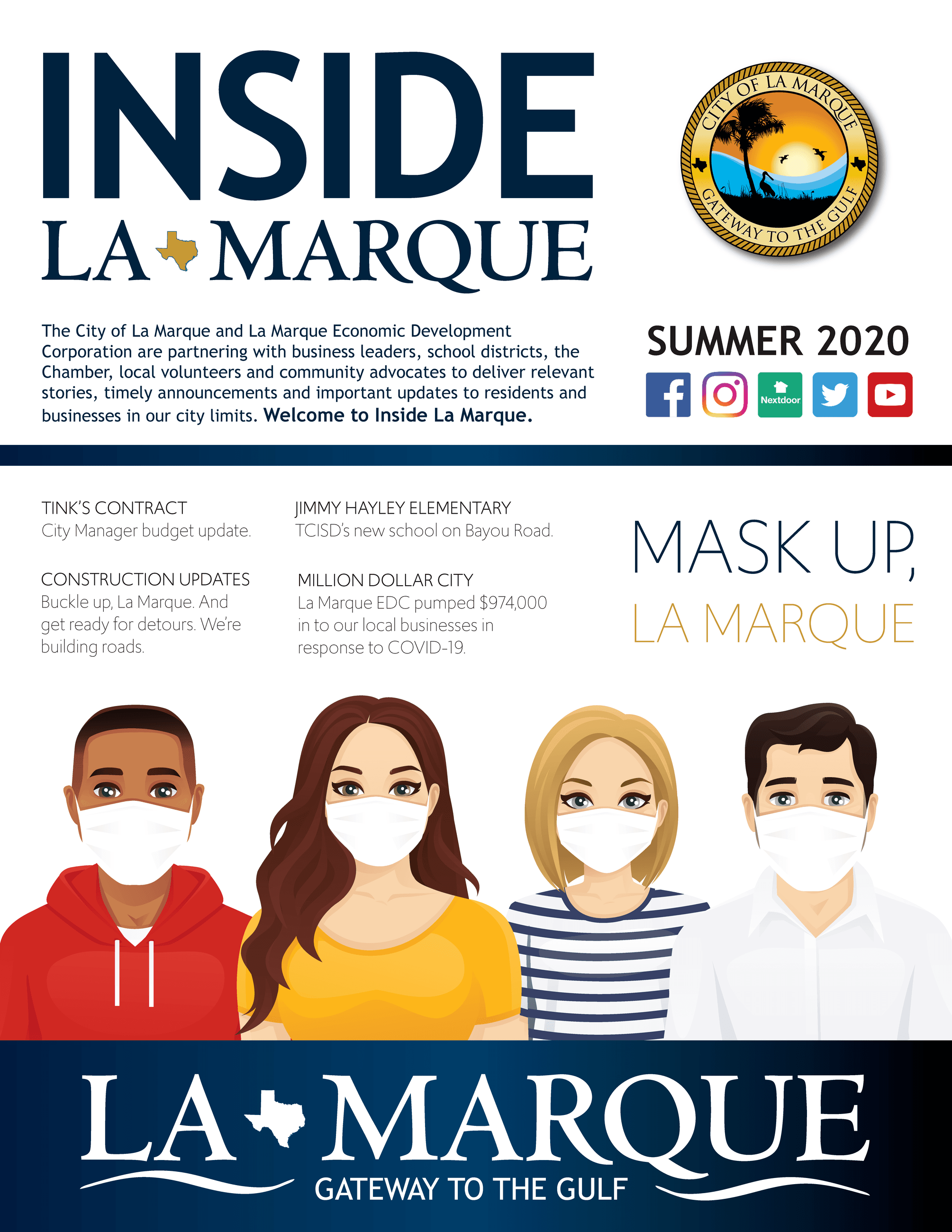 COVER_Inside La Marque_Summer 2020