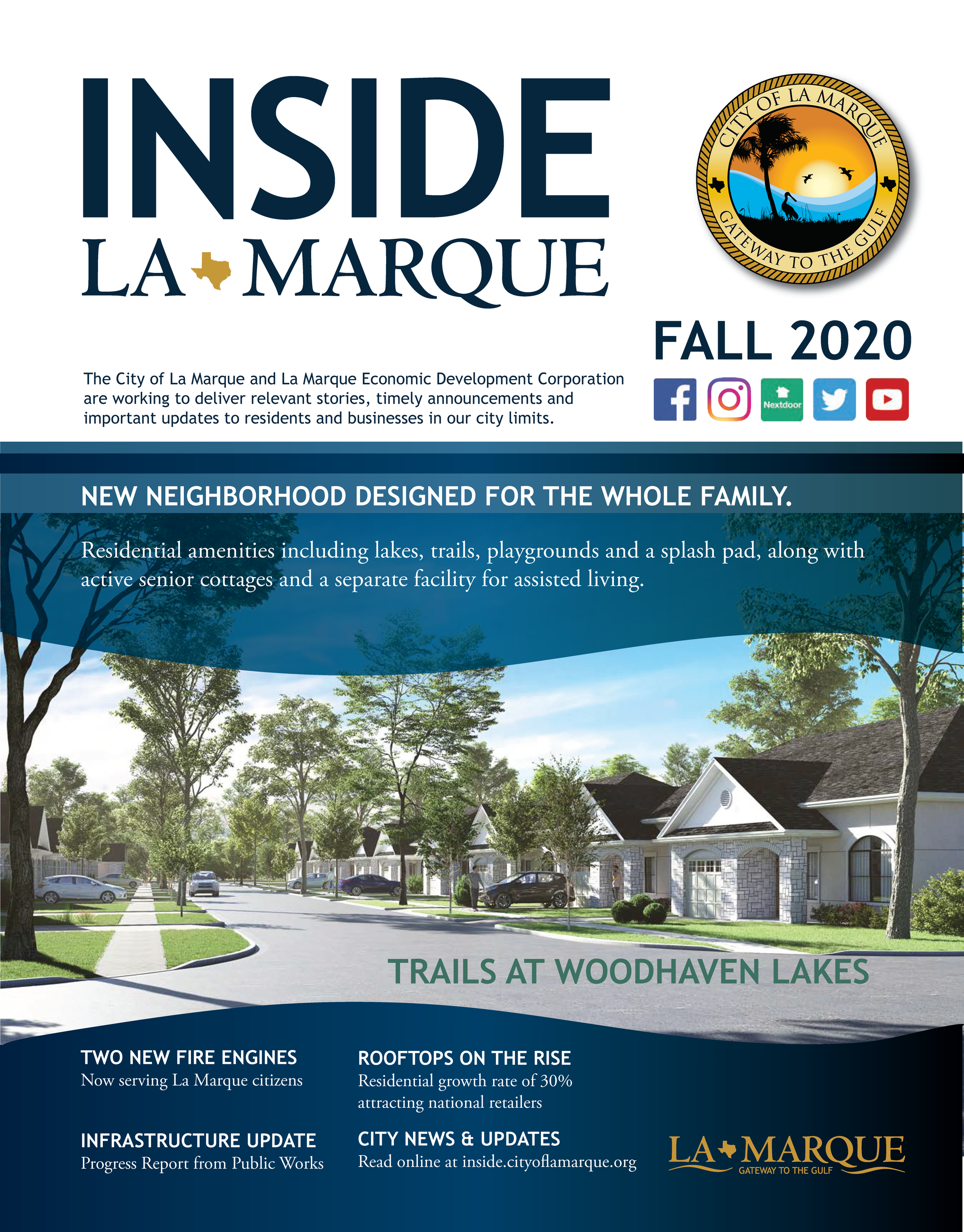 COVER_Inside La Marque Volume 15_FALL 2020