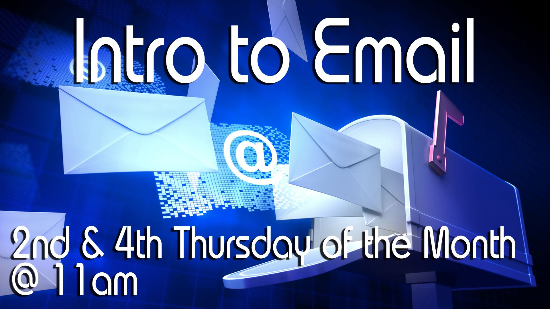 Intro to email