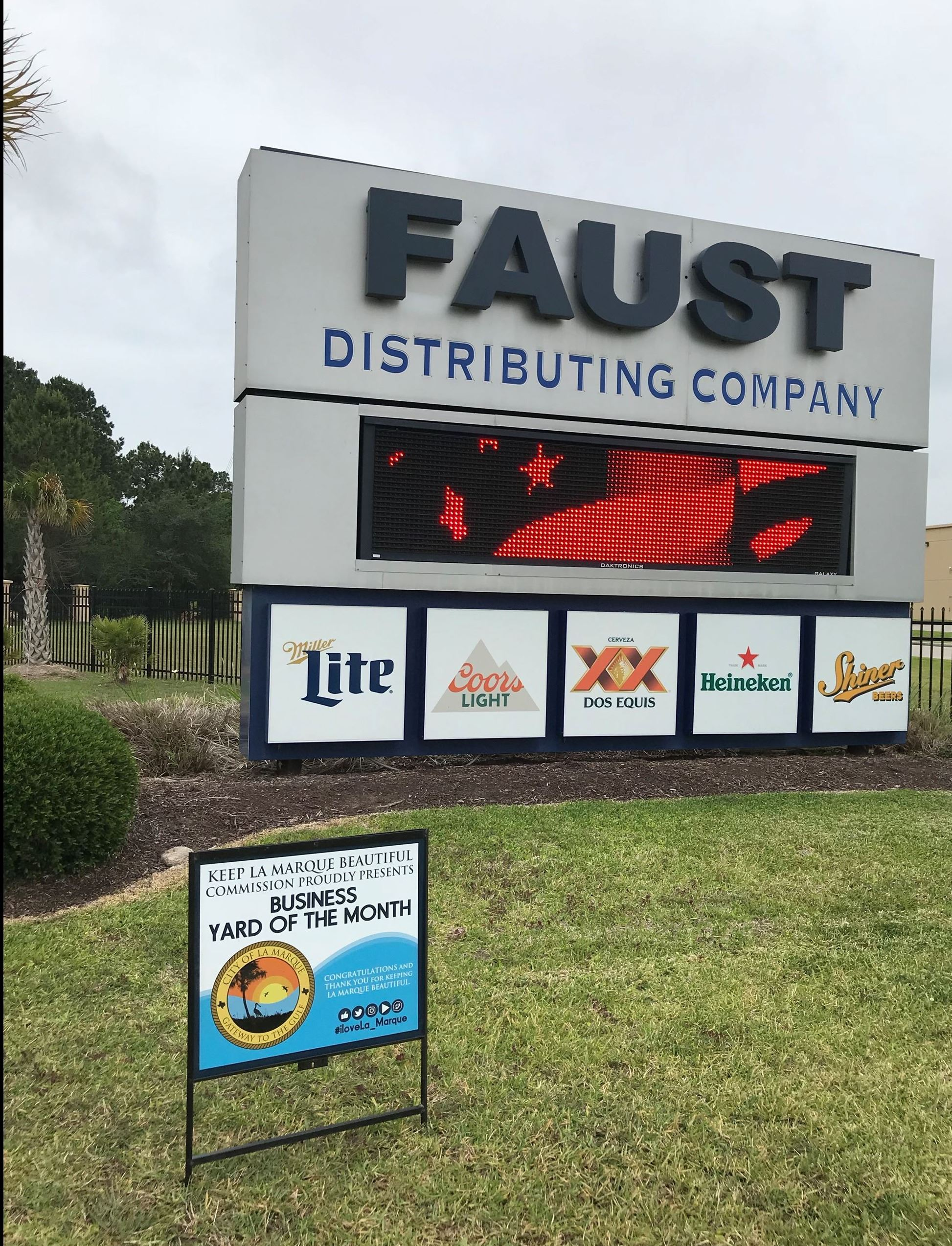 Faust Distributing Company