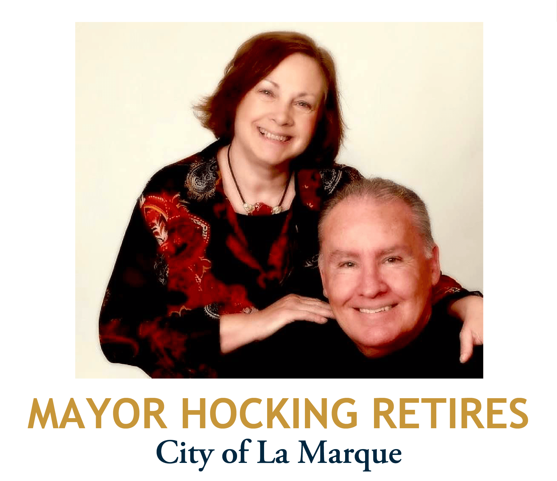 Mayor Hocking Retires