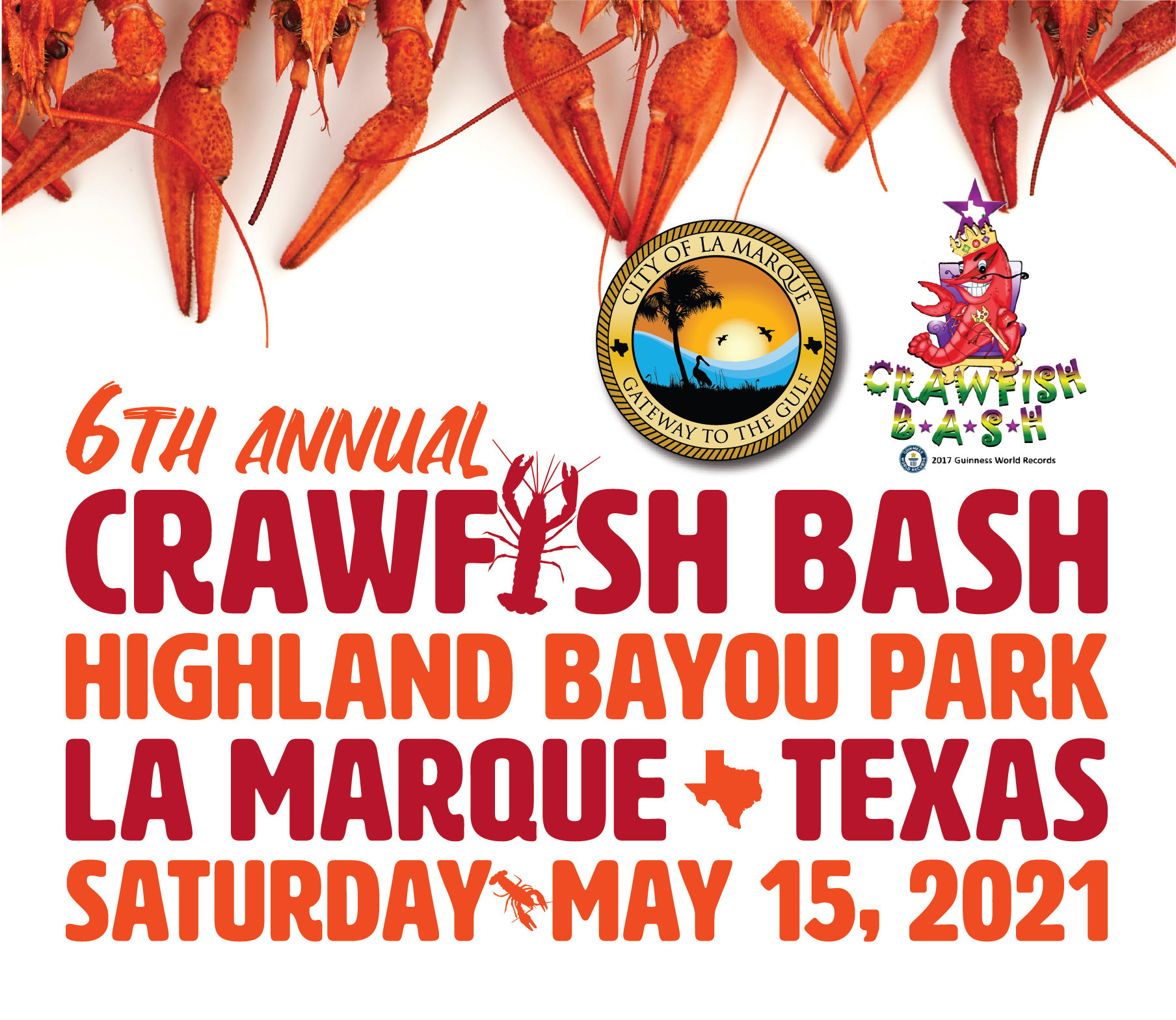 Crawfish Bash 2021